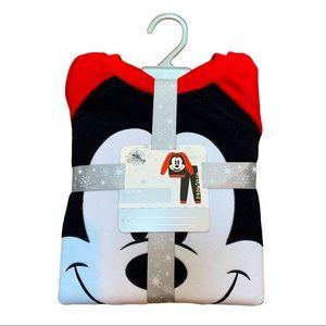 NWT Mickey Mouse Pajamas Size 5/6